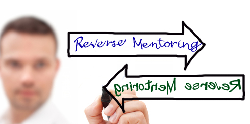 Be a Reverse Mentor – Start now!