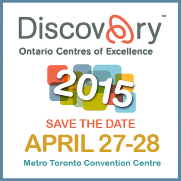 George Brown College at OCE Discovery Conference
