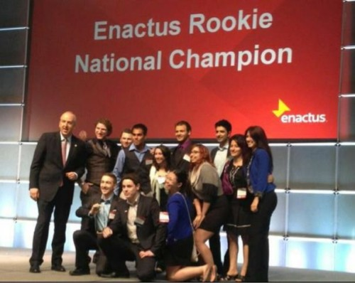 Enactus Canada National Exposition
