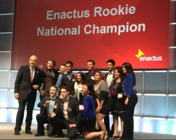 Enactus Canada National Exposition 2015