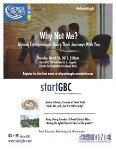 Why Not Me GBC March 2015 Poster