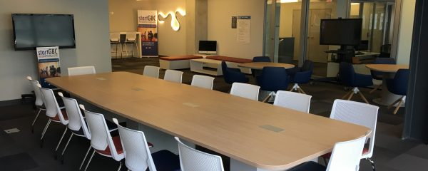 Develop Your Entrepreneurial Skills at the New startGBC Co-Working Space