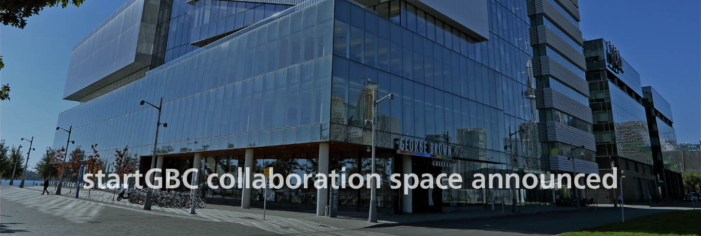 startGBC collaboration space announced