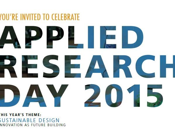 Applied Research Day 2015