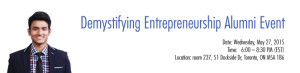 Demystifying entrepreneurship