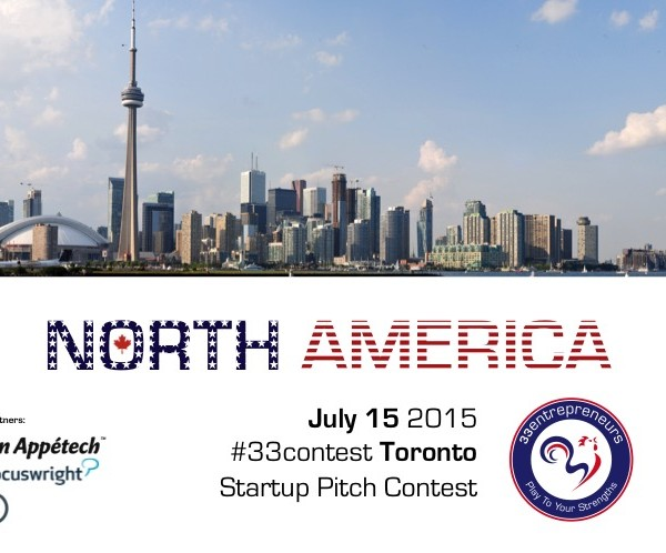 33entrepreneurs startup pitch #33contest!