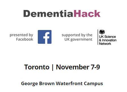 Dementiahack Toronto