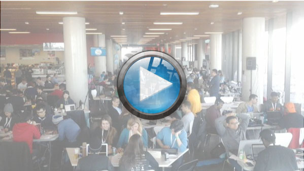 DementiaHack Toronto 2015 Hackathon Weekend 1 Minute Video