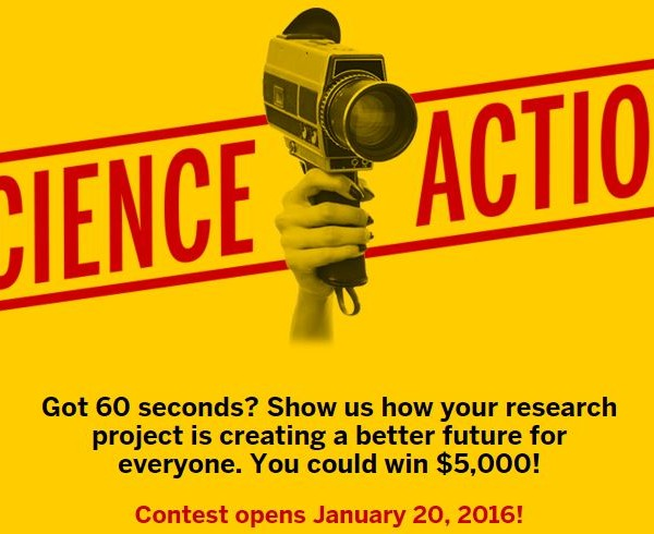 Science, Action! Contest