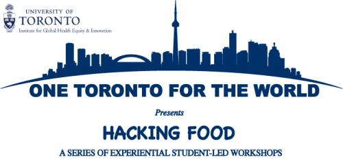Hacking Food Workshop Series
