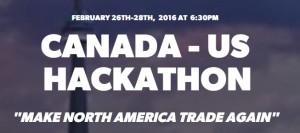 Cross Border Hackathon Toronto