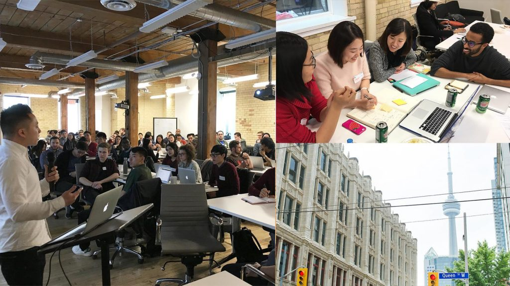 ProtoHack the City of Toronto
