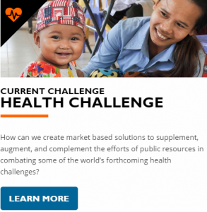 The World Vision Social Innovation Challenge - Health