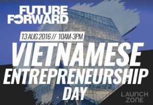 FutureForward Vietnamese Entrepreneurship Day