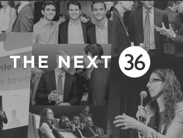 The Next 36 2017 Applications are Live