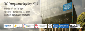 gbc entrepreneurship day 2016