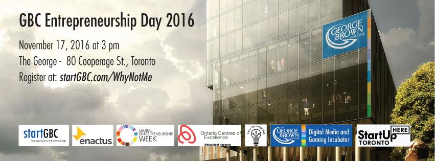 gbc entrepreneurship day 2016
