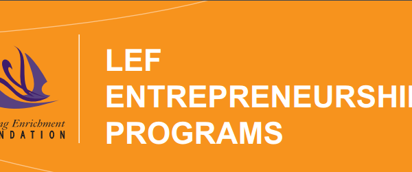 Free Fall Entrepreneurship Training and Possible $3000 Grants for Youth aged 20-29