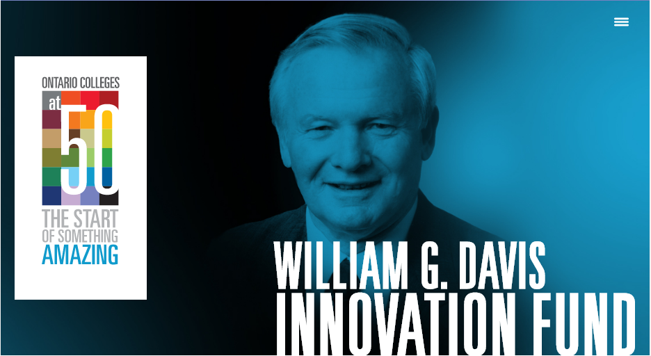 William G. Davis Innovation Fund - Start Something Amazing
