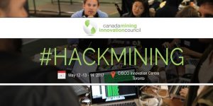#HACKMINING: A 3-day hackathon to innovate the mining industry