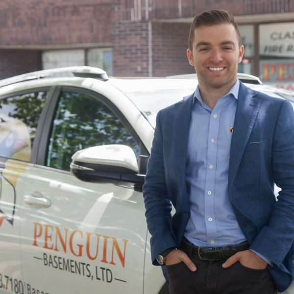#WhyNotMe – In Discussion with Guy Solomon, Founder & CEO of Penguin Basements