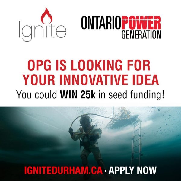 OPG LOOKS TO SPARK MAJOR INNOVATION WITH PITCH CONTEST