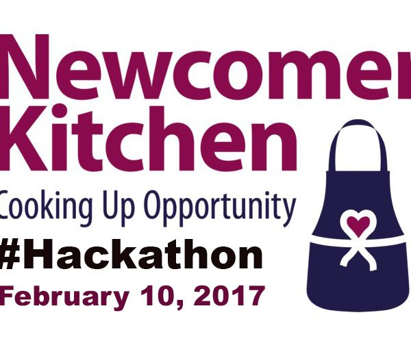 Newcomer Kitchen Hackathon