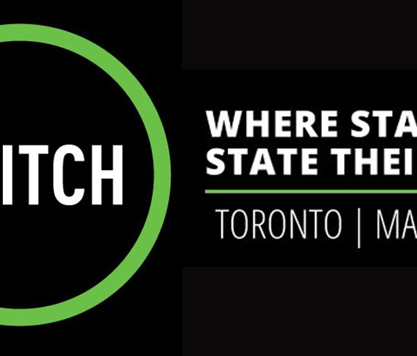 The Pitch – Where Startups State Their Case Competition