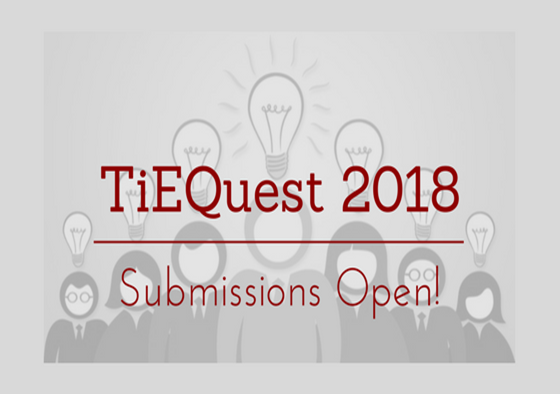 TiEQuest 2018