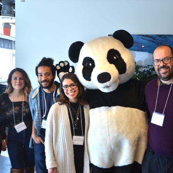 GBC Students Compete At WWF Hackathon!