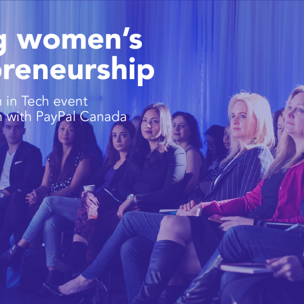DMZ Women In Tech: Scaling Women's Entrepreneurship