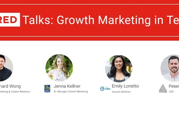 RED Talks: Growth Marketing in Tech