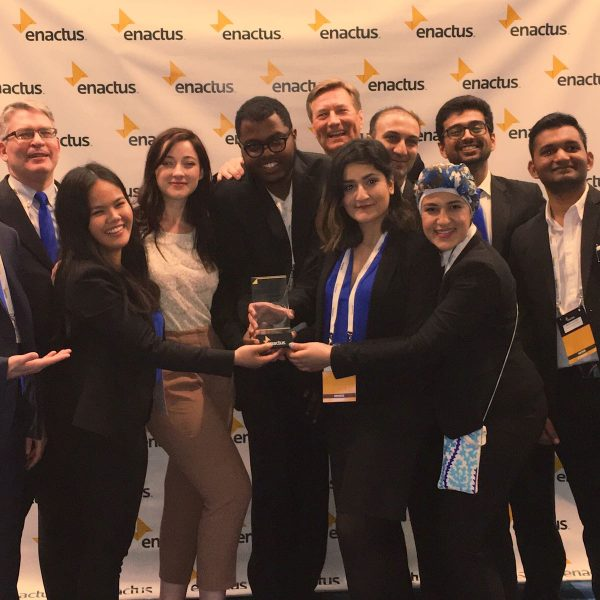 Enactus George Brown College Among Top 20 Finalists at the 2018 Enactus Nationals Exposition
