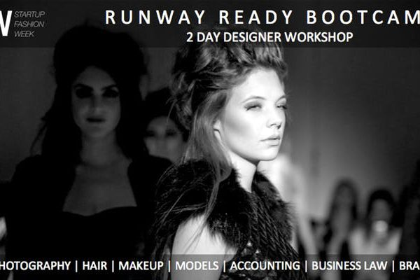 Fashion Designer 2 DAY Workshop: Runway Ready Bootcamp
