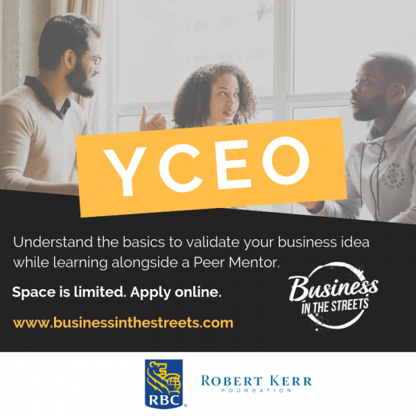 YCEO Program – Business In The Streets