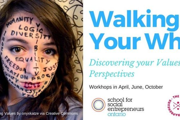 Walking Your Why: Discovering your Values Perspective