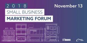 City of Toronto 2018 Small Business Marketing Forum