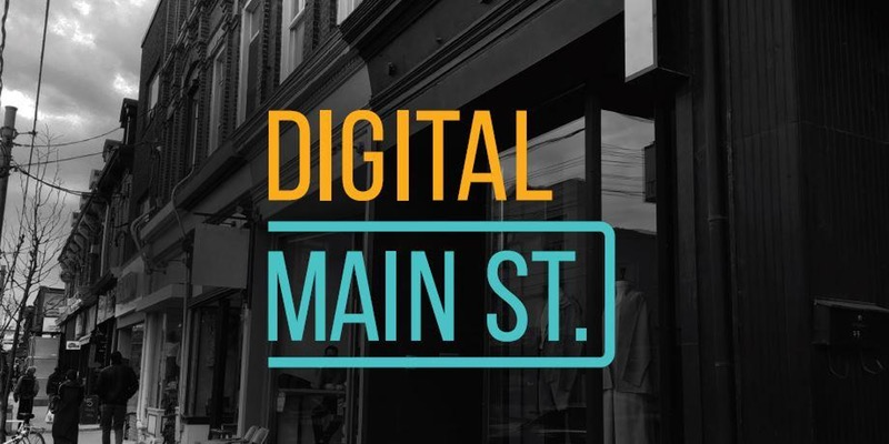 Applications For The Digital Main Street Digital Transformation Grant Are Now Open!