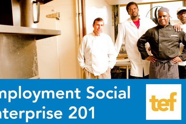 TEF Employment Social Enterprise 201 – Disability Inclusion Focus