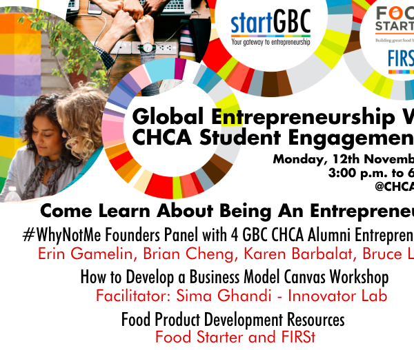 Global Entrepreneurship Week CHCA Student Engagement