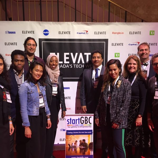startGBC Goes to Elevate Toronto