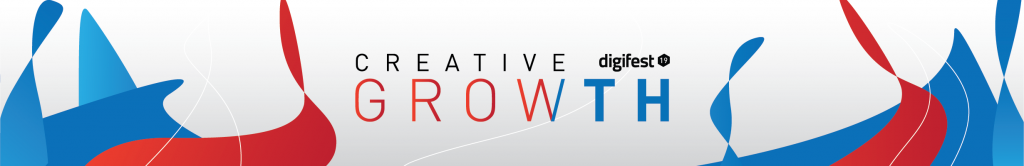 Digifest Creative Growth promotional poster