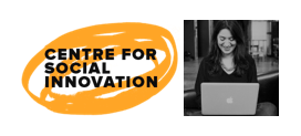 Marisol Fornoni, social enterprise business coach at the Centre for Social Innovation Toronto