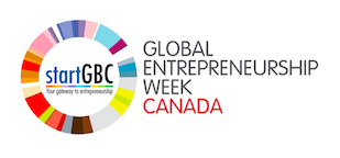 startGBC and Global Entrepreneurship Week Combined Logo