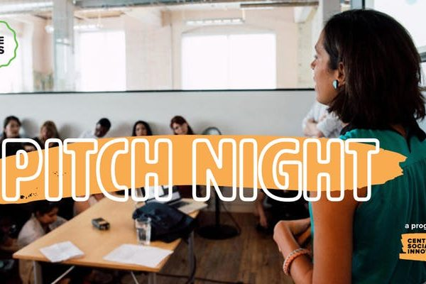 Pitch Night for Agents of Change: Climate Solutions