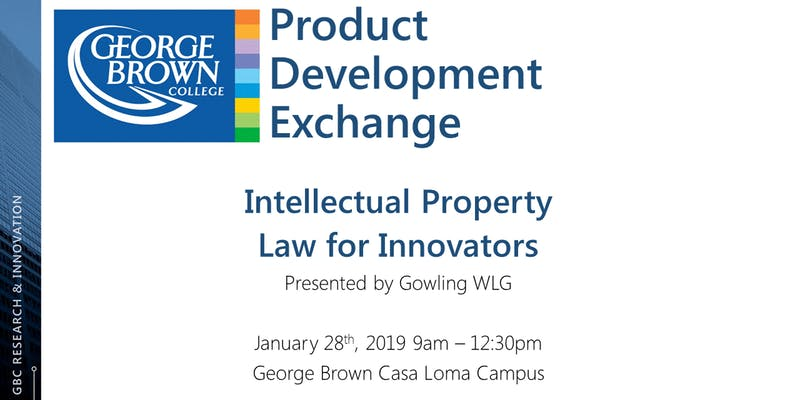 George Brown College Product Development Challenge
