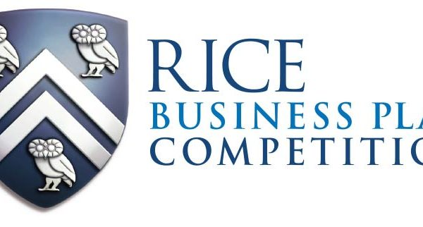 RICE Business Plan Pitch Competition