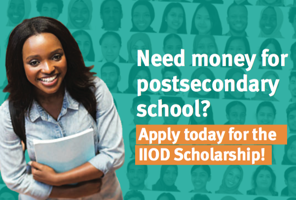 Investing In Our Diversity (IIOD) Scholarship