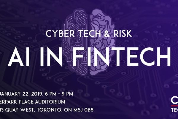 Cyber Tech & Risk – AI in FinTech