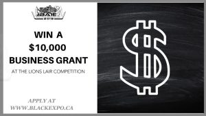 BAIE $10,000 Business Grant Logo - Application Closing Date February 15th, 2019